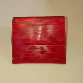 ルイヴィトン(LOUIS VUITTON)の人気 財布 ルイヴィトン エピ Wホック 三つ折り財布(財布)