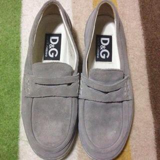 ドルチェアンドガッバーナ(DOLCE&GABBANA)のD&G シューズ(ローファー/革靴)