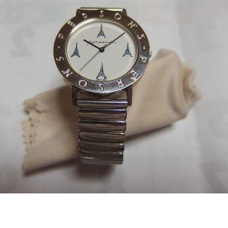 パーソンズ(PERSON'S)の期間限定お値下げ☆パーゾンズ エッフェル塔 ブレスレット時計☆送料込み(腕時計)