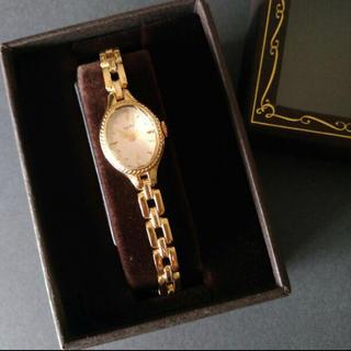 アガット(agete)の【送料込】agete腕時計*ANA限定モデル(腕時計)
