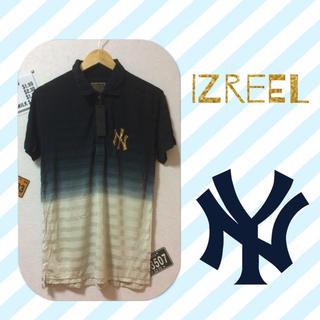 イズリール(IZREEL)の新品未使用 IZREEL 高級ポロシャツ(ポロシャツ)