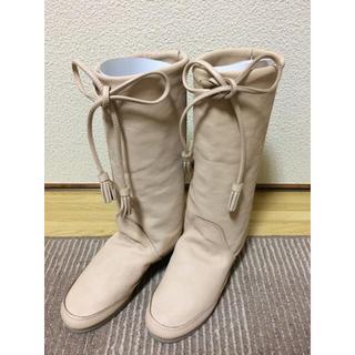 シェル(Cher)のお値下げ‼︎新品未使用☆cher ☆ブーツ(ブーツ)