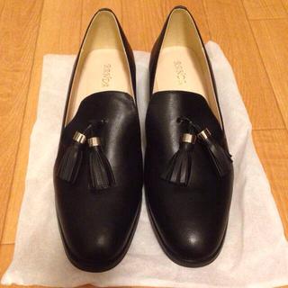 ランダ(RANDA)のタッセルローファー(ローファー/革靴)
