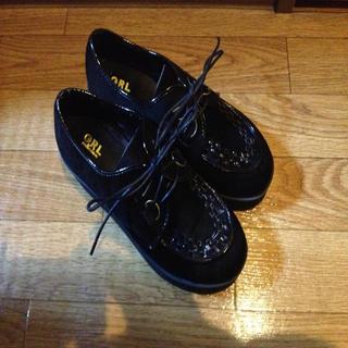 グレイル(GRL)のラバーソールシューズ(レインブーツ/長靴)