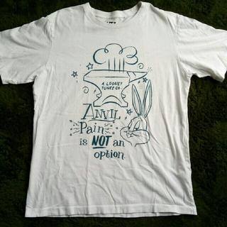 ユニクロ(UNIQLO)のUNIQLO Tシャツ Lサイズ(Tシャツ/カットソー(半袖/袖なし))