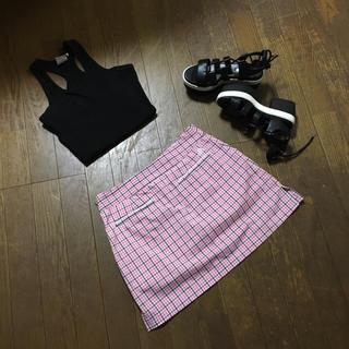 アディダス(adidas)のadidas✴︎スカートパンツ(ウェア)