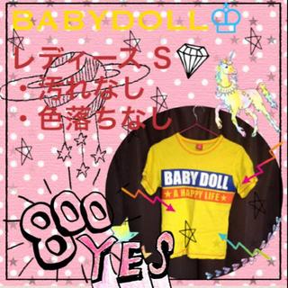 ベビードール(BABYDOLL)のBABY DOLL☆レディースs(Tシャツ(半袖/袖なし))