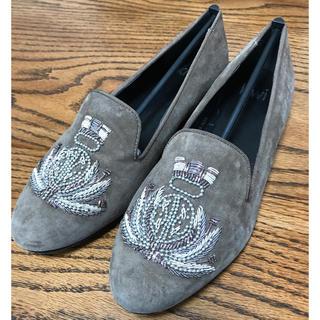 スピックアンドスパン(Spick and Span)のフラットシューズ(ローファー/革靴)