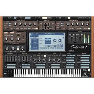 最強EDMシンセ Sylenth1  LennarDigital(ソフトウェア音源)
