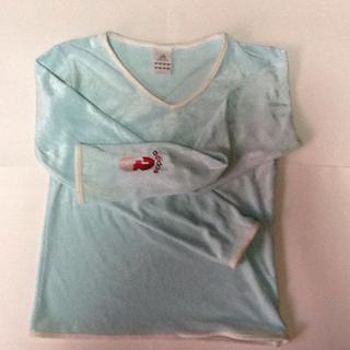 アディダス(adidas)のアディダス長袖ティシャツ(Tシャツ(長袖/七分))