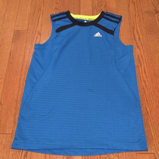 アディダス(adidas)のアジダス メンズ ノースリーブ(Tシャツ/カットソー(半袖/袖なし))