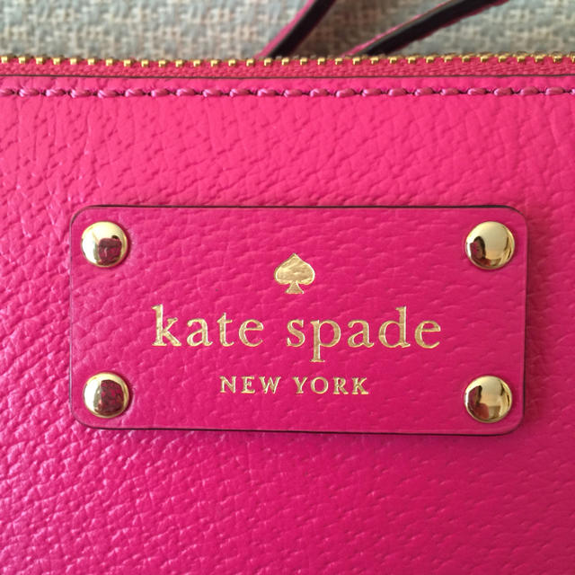 kate spade new york(ケイトスペードニューヨーク)の新品 ケイトスペード ショルダーバッグ ピンク レディースのバッグ(ショルダーバッグ)の商品写真