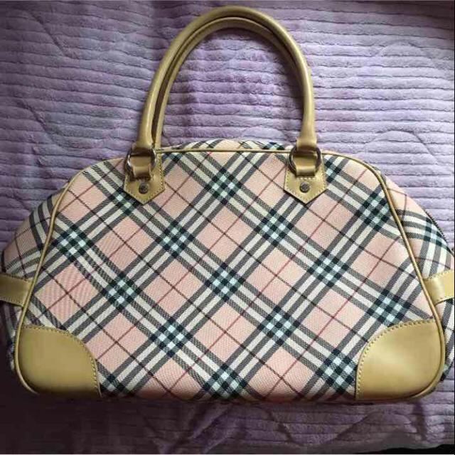 BURBERRY(バーバリー)のバーバリーブルーレーベル ボストン レディースのバッグ(ボストンバッグ)の商品写真