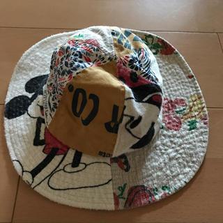 デニムダンガリー(DENIM DUNGAREE)の☆デニム&ダンガリー ミッキーハット☆(帽子)