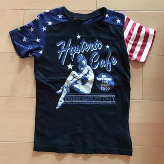 ジョーイヒステリック(JOEY HYSTERIC)の☆JOEY HYSTERIC Tシャツ ブラック☆(Tシャツ/カットソー)