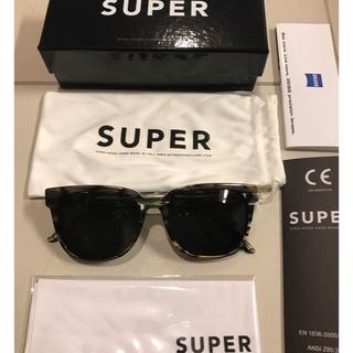 スーパーサングラス(Super Sunglasses)のSUPER サングラス スーパーmade in ITALY(サングラス/メガネ)