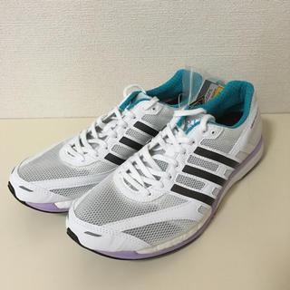 アディダス(adidas)の新品 Adidas アディゼロ タクミレン ブースト 2  22cm マラソン(シューズ)