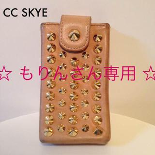 ☆もりんさん専用☆【送料無料】CC SKYE(シーシースカイ)スマホケース(iPhoneケース)