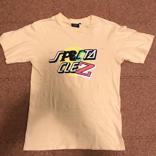スペクタクル(SPECTACLE)のSPECTACLE Tシャツ イエロー(Tシャツ/カットソー(半袖/袖なし))