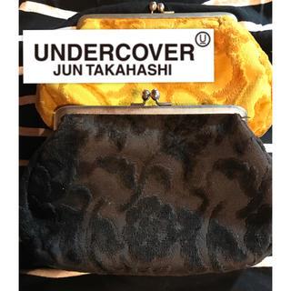 アンダーカバー(UNDERCOVER)のアンダーカバーunder coverポーチバック値下げ中★ワンピ・カットソー(ハンドバッグ)