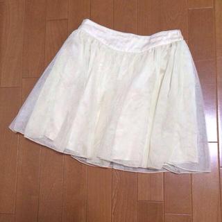 ローリーズファーム(LOWRYS FARM)のローリーズファームのチュールスカート(ミニスカート)