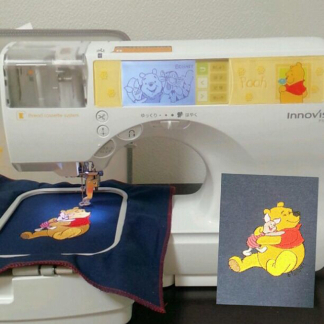 刺繍 ミシン