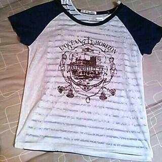 ミスティウーマン(mysty woman)のmysty woman☆Tシャツ(Tシャツ(半袖/袖なし))