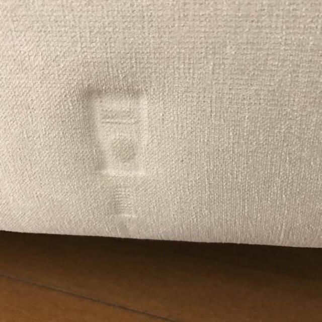 MUJI (無印良品)(ムジルシリョウヒン)の無印良品ワイドアームソファ3シータ インテリア/住まい/日用品のソファ/ソファベッド(ローソファ/フロアソファ)の商品写真