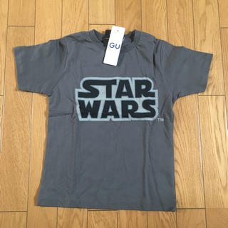 ジーユー(GU)のTシャツ(120)(Tシャツ/カットソー)