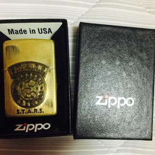 ジッポー(ZIPPO)のバイオハザード 20th Zippo S.T.A.R.S.(タバコグッズ)