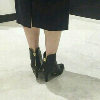 ドゥーズィエムクラス(DEUXIEME CLASSE)のmaki様専用 pellico ペリーコ バックジップショートブーツ(ブーティ)