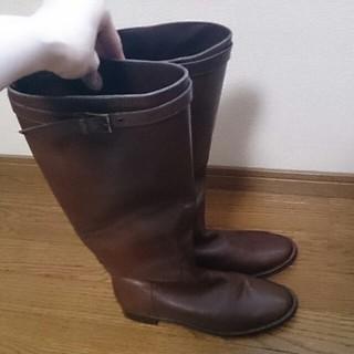 マーガレットハウエル(MARGARET HOWELL)のマーガレットハウエル ブーツ 25.5(ブーツ)