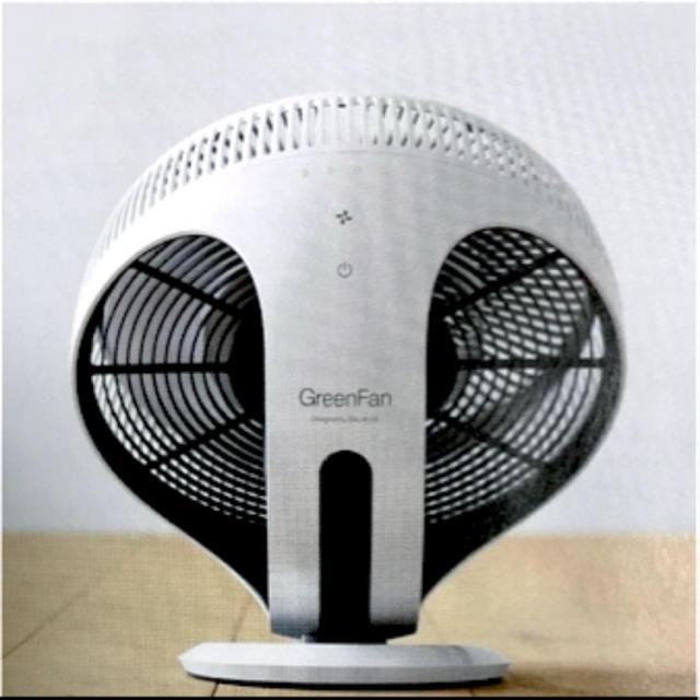 BALMUDA(バルミューダ)のバルミューダサーキュレーターEGF-3200 スマホ/家電/カメラの冷暖房/空調(サーキュレーター)の商品写真