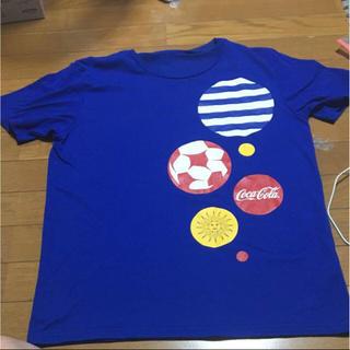 コカコーラ おまけ限定Tシャツ(Tシャツ/カットソー(半袖/袖なし))