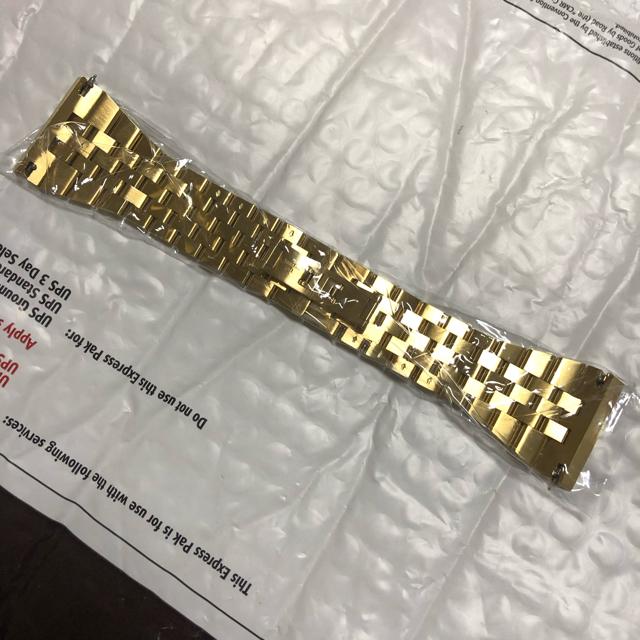 AVALANCHE(アヴァランチ)のICELINKジェネレーションavalancheアバランチベルトBIG メンズの時計(腕時計(アナログ))の商品写真