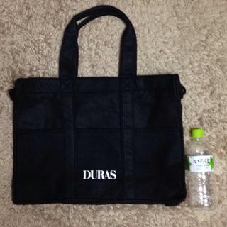 デュラス(DURAS)のDURAS☆デカバッグ(ショルダーバッグ)