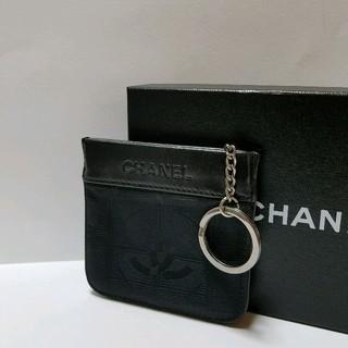 シャネル(CHANEL)の♡正規品♡シャネル 小物入れ ニュートラベルライン(財布)
