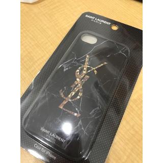 イヴサンローランボーテ(Yves Saint Laurent Beaute)の新品未使用 イヴサンローラン iPhone7ケース(iPhoneケース)