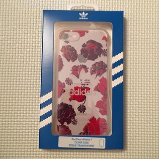 アディダス(adidas)のadidas iPhone7 ケース 花柄(iPhoneケース)