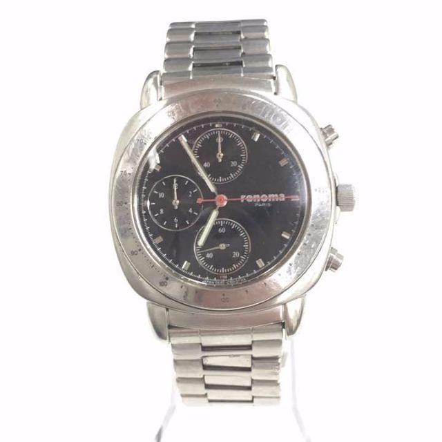 RENOMA(レノマ)の【renoma】 0264 メンズ クォーツ メンズの時計(腕時計(アナログ))の商品写真