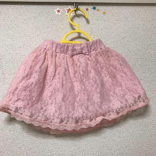 ジーユー(GU)のGU☆スカート 110(スカート)