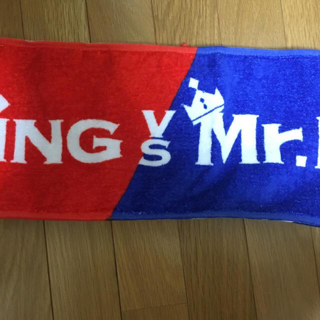ジャニーズJr.(ジャニーズジュニア)の【Mr.KING vs Mr.PRINCE