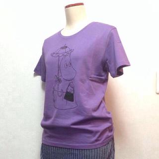 フェリシモ(FELISSIMO)のsyrup.  ムーミンママTシャツ(Tシャツ(半袖/袖なし))