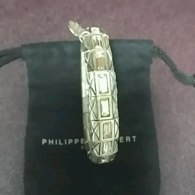 Philippe Audibert(フィリップオーディベール)の☆フィリップオーディベール バングル シルバー レディースのアクセサリー(ブレスレット/バングル)の商品写真
