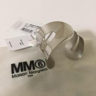 エムエムシックス(MM6)のMM6 マルタンマルジェラ ブレスレット 4連リング Margiela 指輪(ブレスレット/バングル)