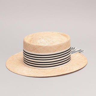 ドゥロワー(Drawer)のシャポードオー カンカン帽(ハット)