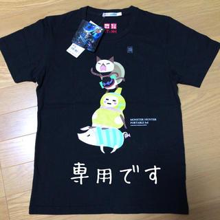 ユニクロ(UNIQLO)のモンハン 新品 Tシャツ(Tシャツ/カットソー(半袖/袖なし))