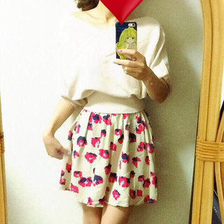 マーキュリーデュオ(MERCURYDUO)のairin様専用♡白ジルスカートとご購入(ミニスカート)