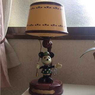ディズニー(Disney)のミニー アクションランプクラシック(テーブルスタンド)