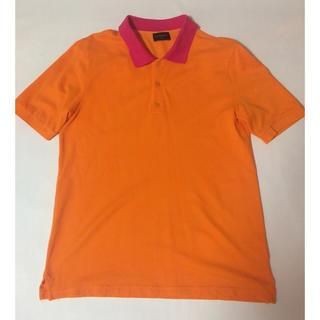 ラフシモンズ(RAF SIMONS)の希少 RAF SIMONS 1995 ポロシャツ  Mサイズ ラフシモンズ(ポロシャツ)
